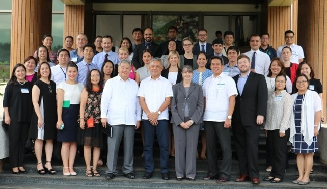 The IBM CSC program in Los Baños kicked off at SEARCA on 28 June 2016, graced by officials of IRRI, SEARCA, Peace Corps Philippines, IBM Philippines, and PYXERA Global