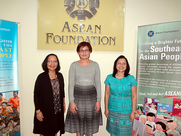 new-director-of-asean-foundation-discusses-priorities-with-searca-program-heads