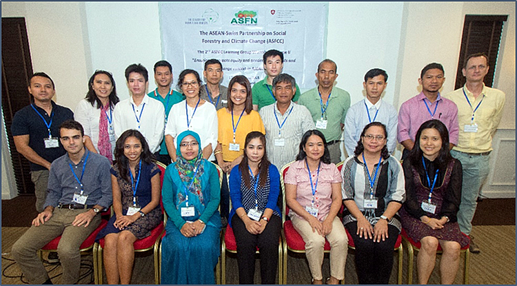 searca joins asfn learning group workshop in krabi thailand