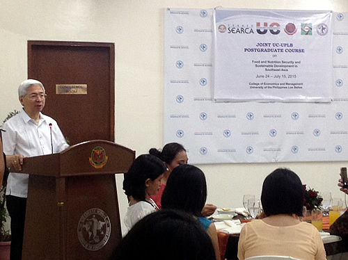 uplb concludes first wave uc summer school 1