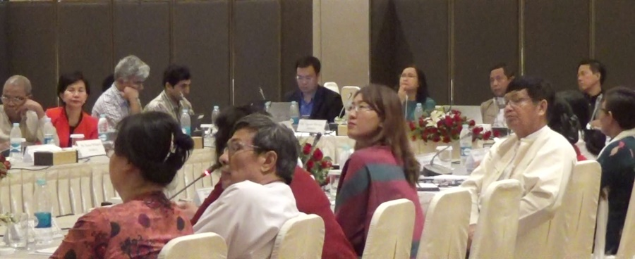 SEARCA and Myanmar's MoALI co-organize policy roundtable on rice and other important agricultural commodities