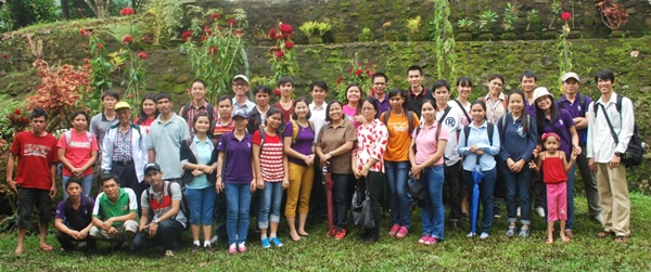 Southeast Asian Upland Agriculture Fellowships Project Concludes on a Positive Note