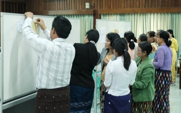 Short Course on General Education (GE) Program in Addressing Food Security in YAU Concluded